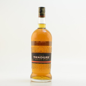 Tanduay Gold Asian Rum 40% 1,0l