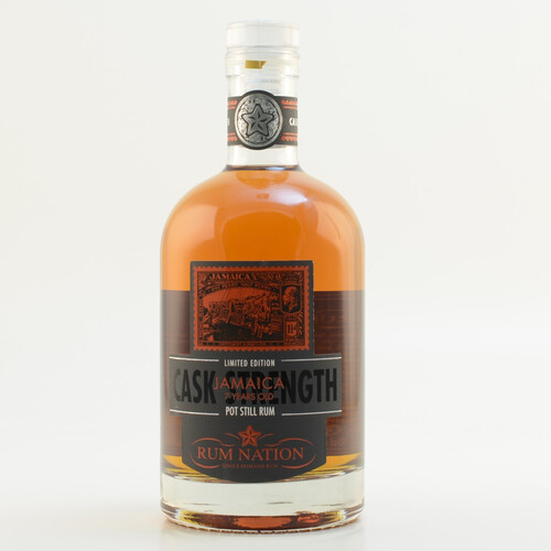 Rum Nation Jamaica Cask Strenghts 61,2% 0,7l