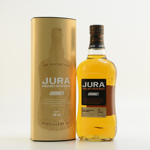 Jura Journey Single Malt Scotch Whisky 40% 0,7l + Tumbler
