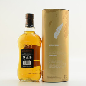 Jura Journey Single Malt Scotch Whisky 40% 0,7l + 2 Tumbler