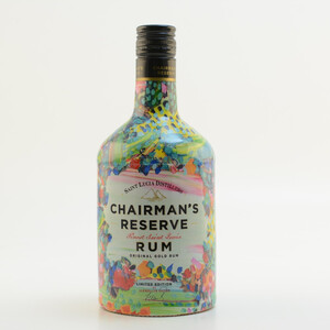 Chairmans Reserve Rum Ltd. Edit. Llewelyn Xavier 40% 0,7l