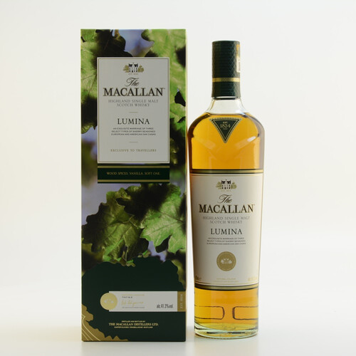 Macallan Lumina Speyside Whisky 41,3% 0,7l