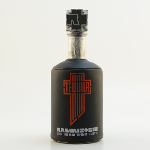 Rammstein Tequila Reposado 100% Agave 38% 0,7l