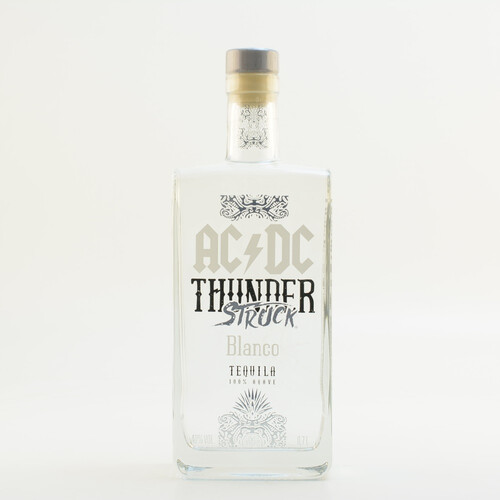 AC DC Tequila Blanco 100% Agave 40% 0,7l