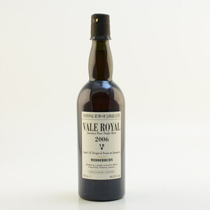 Vale Royal 12 Jahre 2006 Rum Wedderburn 62,5% 0,7l
