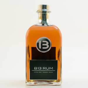 Bentley B13 Rum Barbados 13 Jahre 40% 0,7l