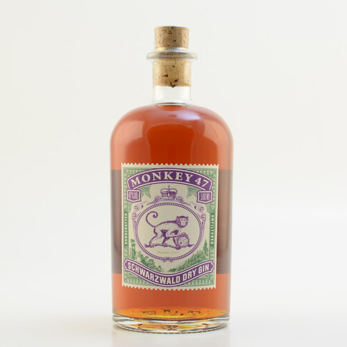 Monkey 47 Barrel Cut Gin 47% 0,5l
