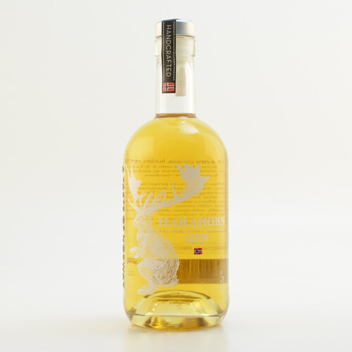 Harahorn Norwegian Cask Aged Gin 41,7% 0,5l
