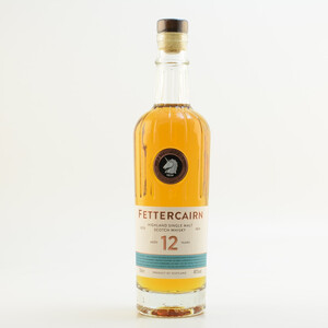 Fettercairn 12 Jahre Highland Single Malt Scotch Whisky 40% 0,7l