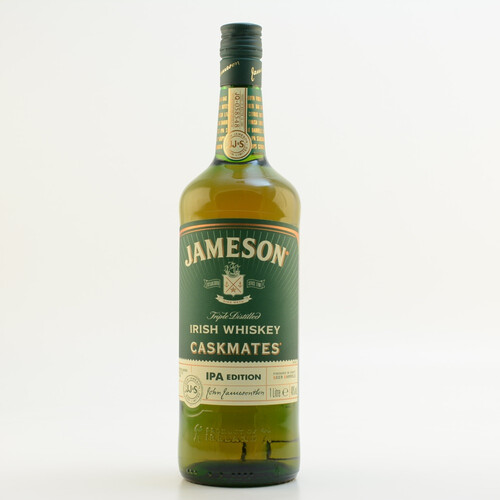 Jameson Caskmates IPA Edition Irish Whiskey 40% 1,0l