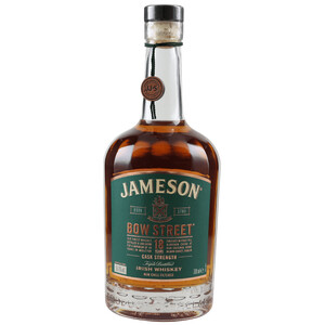 Jameson Bow Street 18 Jahre Irish Whiskey 55,3% 0,7l