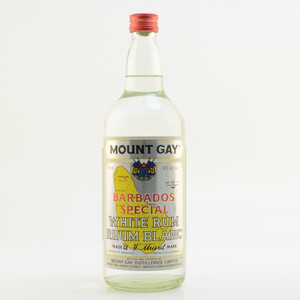 Mount Gay Special White Rum 40% 0,7l