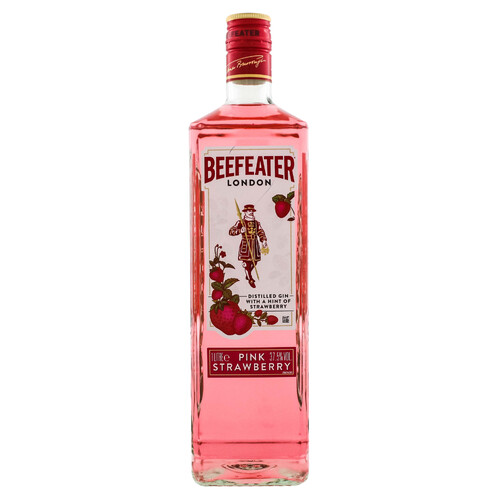 Beefeater Pink Gin 37,5% 1,0l