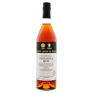 Berry Bros & Rudd Venezuela Rum 12 Jahre Cask Strength 60,6% 0,7l