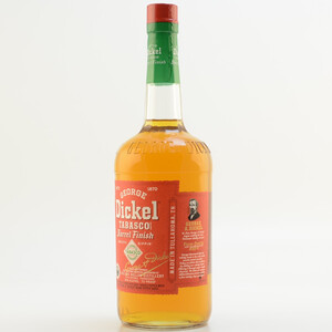George Dickel Tabasco Barrel Finish Spirit 35% 1,0l