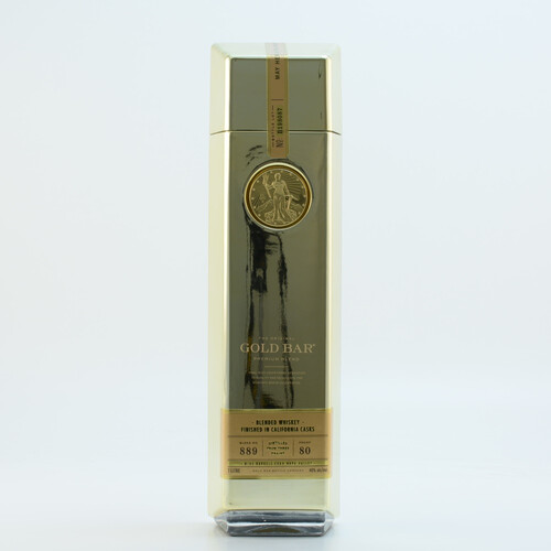 Gold Bar American Whiskey 40% 1,0l