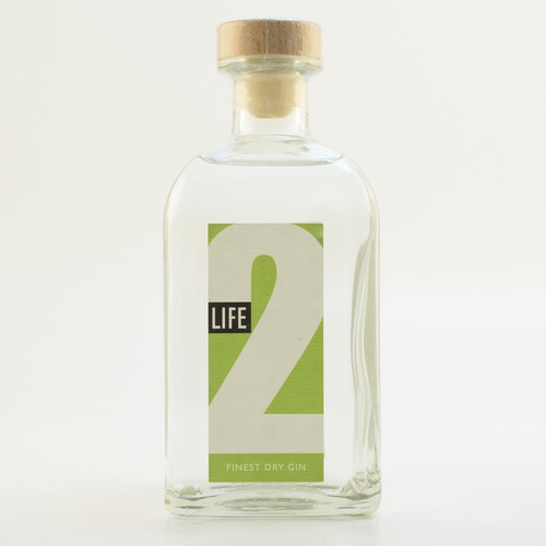 Second Life Finest Dry Gin 42% 0,5l