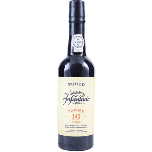 Quinta do Infantado Tawny Port 10 Jahre 20% 0,375l
