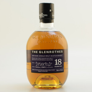 Glenrothes 18 Jahre Speyside Single Malt Whisky 43% 0,7l