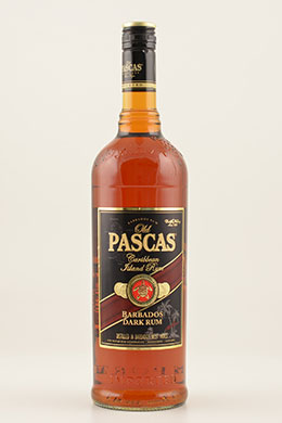 Old Pascas Ron Negro Dark Barbados Rum